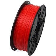 Gembird Filament PLA fluorescenčná červená - Filament