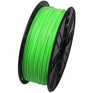 Gembird Filament PLA fluorescenčná zelená - Tlačová struna
