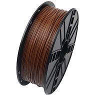 Gembird Filament PLA hnedá - Filament
