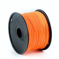 Gembird Filament PLA oranžová - Tlačová struna