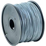 Gembird Filament PLA strieborná - Tlačová struna