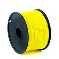 Gembird Filament PLA žltá - Tlačová struna