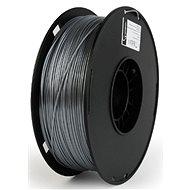 Gembird Filament PLA Plus strieborná - Filament