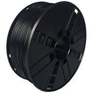Gembird Filament flexibilná čierna - Filament