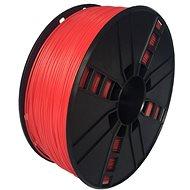 Gembird Filament flexibilná červená - Tlačová struna
