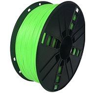 Gembird Filament flexibilná zelená - Tlačová struna