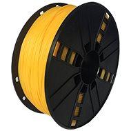 Gembird Filament flexibilná žltá - Tlačová struna