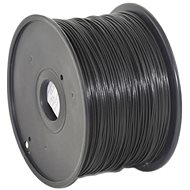 Gembird Filament HIPS čierna - Tlačová struna