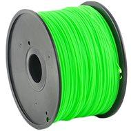Gembird Filament HIPS zelená