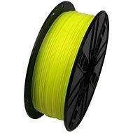 Gembird Filament HIPS žltá - Tlačová struna