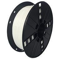 Gembird Filament PETG biela - Filament