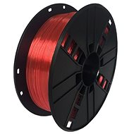 Gembird Filament PETG červená - Filament