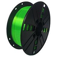 Gembird Filament PETG zelená - Tlačová struna
