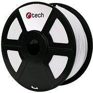 C-TECH Filament PLA biela