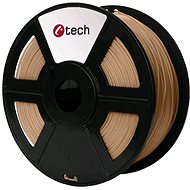 C-TECH Filament PLA drevo