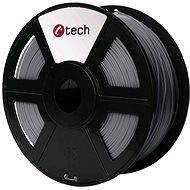 C-TECH Filament PLA strieborná