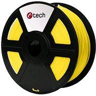 C-TECH Filament PLA žltá