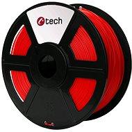C-TECH Filament PETG červený