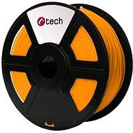 C-TECH Filament PETG oranžový