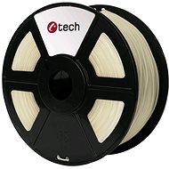 C-TECH Filament PETG transparentný - Filament