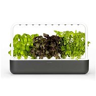 Click and Grow Smart Garden 9 sivý - Kvetináč