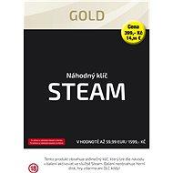 Náhodný kľúč Gold (Steam) - Herný doplnok