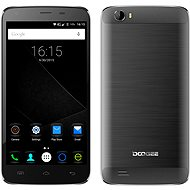 Doogee T6 čierny - Mobilný telefón