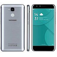 Doogee Y6 sivý - Mobilný telefón