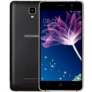 DOOGEE X10 Black - Mobilný telefón