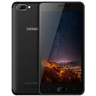 Doogee X20 16GB Black - Mobilný telefón