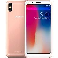 Doogee X53 DualSIM 16 GB Zlatý - Mobilný telefón