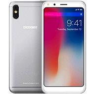 Doogee X53 DualSIM 16 GB Strieborný - Mobilný telefón
