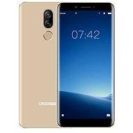 Doogee X60L Dual SIM 16 GB Gold - Mobilný telefón