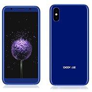 Doogee X55 DualSIM 16 GB Modrý - Mobilný telefón