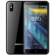 Doogee X50L čierny - Mobilný telefón