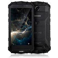 DOOGEE S60 Lite Dual SIM LTE Čierny - Mobilný telefón