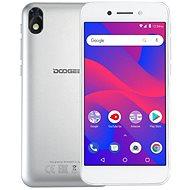 Doogee X11 Dual SIM strieborný - Mobilný telefón