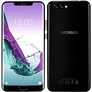 Doogee Y7 Plus čierny - Mobilný telefón