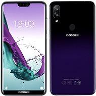 Doogee Y7 fialová - Mobilný telefón