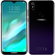 Doogee X90L fialový - Mobilný telefón