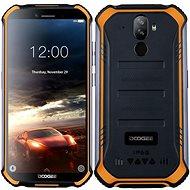 Doogee S40 16GB oranžový - Mobilný telefón