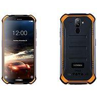 Doogee S40 Lite oranžový - Mobilný telefón