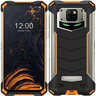 Doogee S88 PRO Dual SIM oranžový - Mobilný telefón