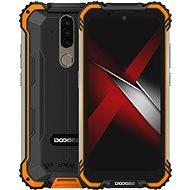 Doogee S58 PRO Dual SIM oranžový - Mobilný telefón