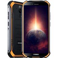 Doogee S40 PRO DualSIM oranžový - Mobilný telefón