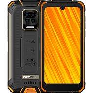 Doogee S59 PRO DualSIM oranžový - Mobilný telefón