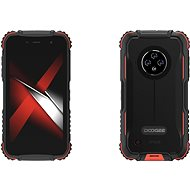 Doogee S35 PRO DualSIM červený - Mobilný telefón