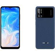 Doogee N40 128 GB modrý - Mobilný telefón