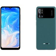 Doogee N40 128 GB zelený - Mobilný telefón