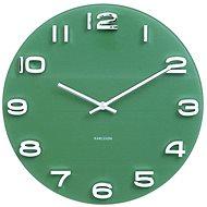 KARLSSON 5640GR - Nástenné hodiny